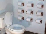 真的很貼心的洗手間