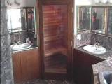 桑拿浴室中的鬼影