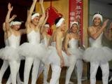 中國男子體操爆笑芭蕾