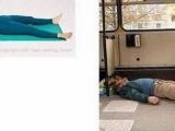 酒鬼和瑜伽-第一姿势
