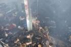 泰國曼谷夜總會除夕大火災圖片