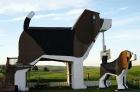 全世界最大米格魯造型旅館 讓你「在狗的身體裡過夜!」