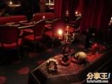 東京「吸血鬼餐廳」超陰森 大嗑血腥美食、喝人血