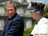 布什做鬼臉(4)