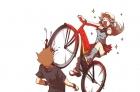 腳踏車幽靈阿伯