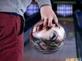 驚悚造型保齡球