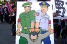 台灣警察如此幽默嗎?