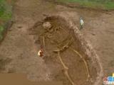 古代巨人遺骸