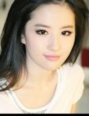 玉女劉亦菲寫真圖片清麗可人