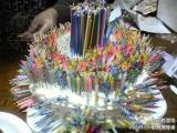 八十大壽的生日蛋糕