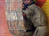 印度警方對抗恐怖分子的神秘防禦