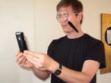簡單一招讓你iphone變ipad XD