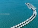 沉入海底的橋... 美國的維吉尼亞州!!(附圖片)