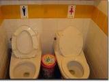 這就是男廁女廁~