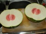 買這西瓜的主人鬱悶了