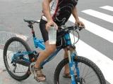 每天騎腳踏車上班 肺部黑碳變2倍