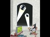 蝙蝠侠拒绝求救的方式