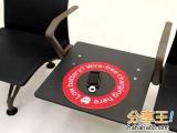 神奇座椅 幫你手機無線充電!