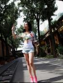 江映蓉最新資料寫真圖片