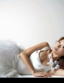 林志玲最新的晚禮服照片