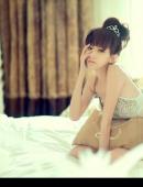 王秋紫唯美寫真純如天使
