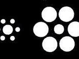 神奇圖片大合集:兩個位於中心的圓哪個大?其實一樣大!