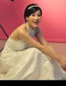 張馨予調皮的新娘子