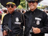 外國警察怎麼這麼好笑