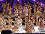韓國小姐總決賽,真是難為評委了
