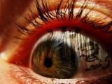 超給力的眼球紋身藝術