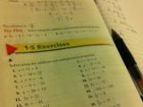 美國高中的數學
