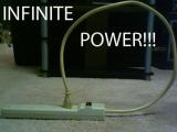 無限的電力