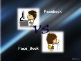 臉書 VS 唸書