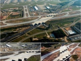世界上最驚險的機場