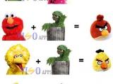 Angry bird 的由來...?