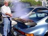 多功能燒烤車