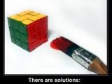 最快還原魔術方塊的方法