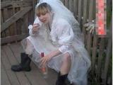 這新娘真威.......
