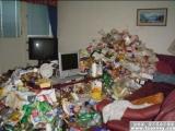評全世界最髒的家庭肯定能排得上號!