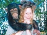 美婦遭黑猩猩撕下臉皮