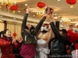 婚禮的高潮