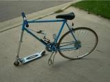 我的腳踏車終於跟上時代的腳步