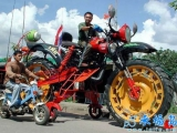 摩托車有必要這麼炫嗎