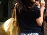 正妹的熊貓褲