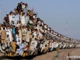 大陸的火車跟我們比起來弱爆了!
