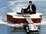 吉他小艇  酷ㄛ
