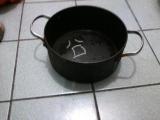 放在碗裡的時候............