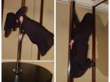 沙特阿拉伯的鋼管女郎。很火辣!!??